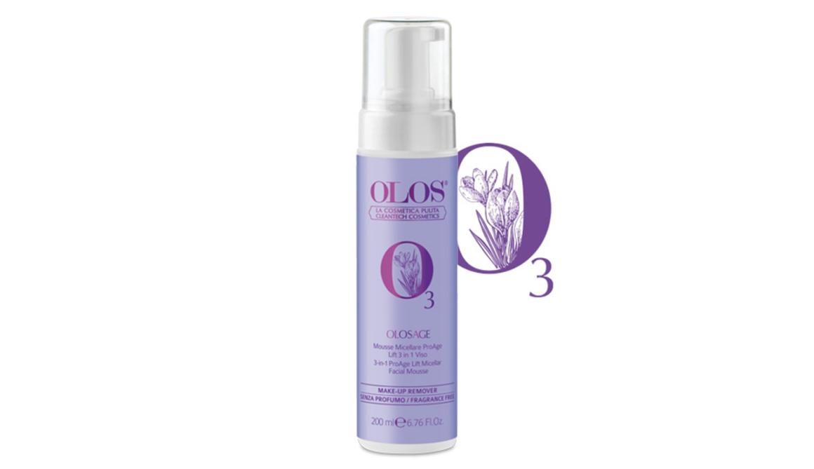 OLOSAGE MOUSSE MICELLARE 3 IN 1 PRO-AGE LIFT VISO